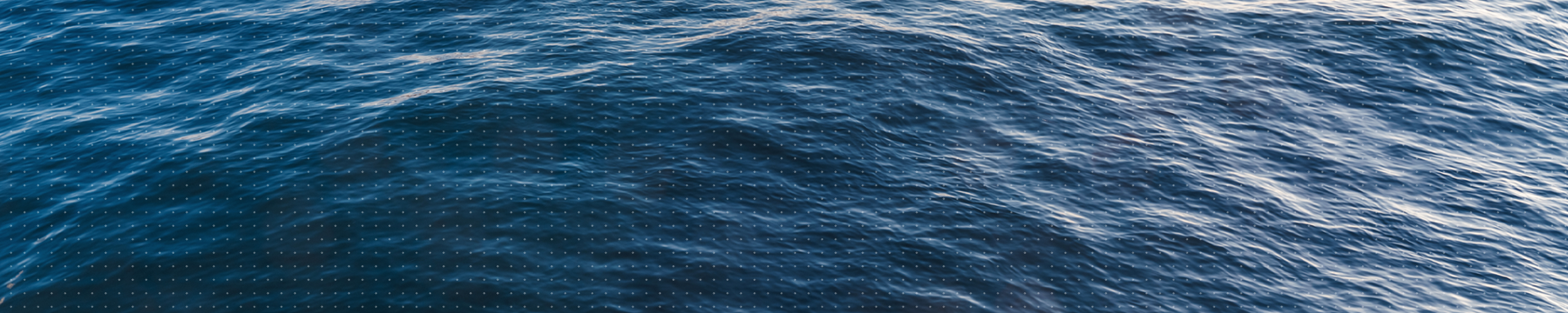 Photograph of water in the ocean