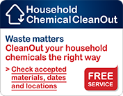 Household Chemical CleanOut tile image