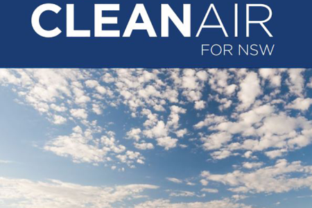 Clean air for NSW consultation paper