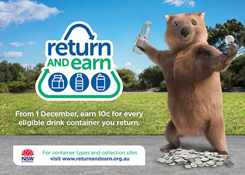 Return and Earn