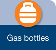 Icon for gas bottles