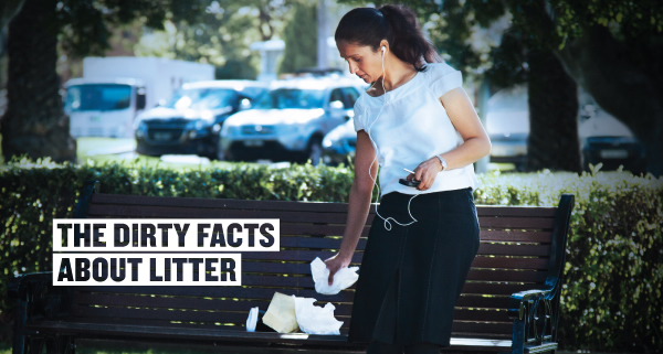 The Dirty facts and impact of litter in australia